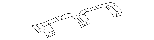 Housing Side Bracket - Toyota (61283-0C011)