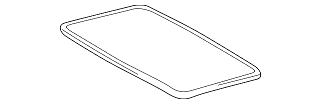 Sunroof Glass - Toyota (63201-48030)