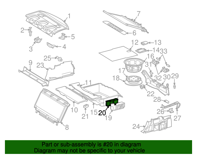 211 898 00 14 jack carrier bracket genuine mercedes benz for Mercedes benz oem parts online