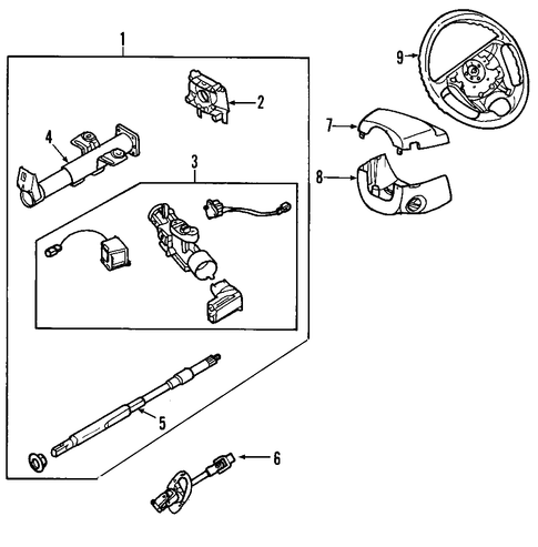 2009 Chevy Aveo5 Engine Diagram on 2007 chevy impala fuse diagram