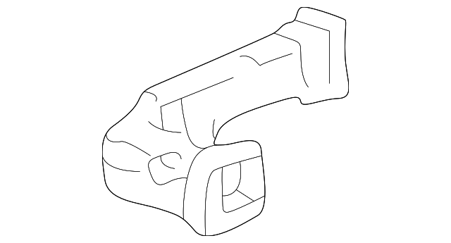 Side Extension - Toyota (55971-AC030)
