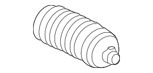 OEM Honda 53429-T2B-A01 - Dust Seal Set, Tie Rod
