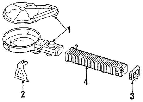 2001 Honda Cr V Oil Filter Location besides Evaporator And Heater  ponents Scat likewise Air Inlet Scat furthermore 2008 Chrysler Sebring 2 4 Engine Crankshaft Sensor as well T13173665 Egr cooler located 2007 dodge 2500 6 7. on dodge dart engine air filter