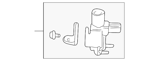 OEM Honda 36163-P13-003 - By-Pass Valve
