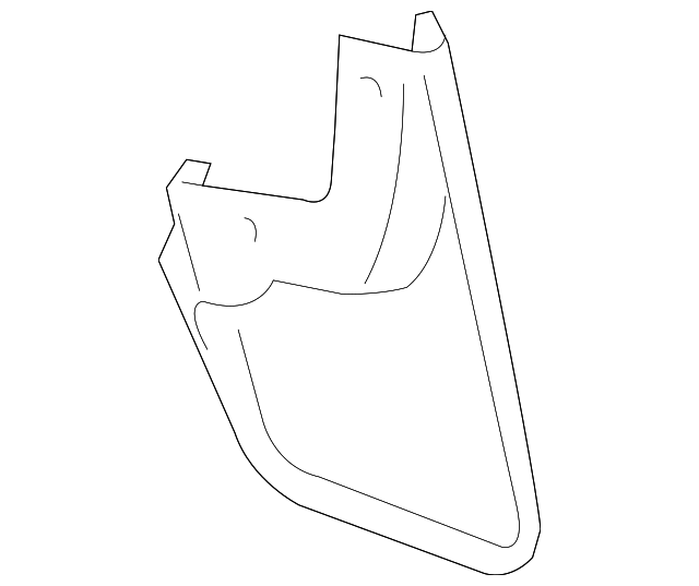 Mud Guard - GM (25821137)