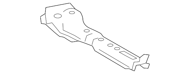 Center Crossmember - Toyota (57054-02021)