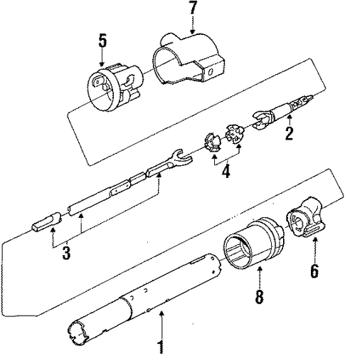1984 Pontiac Sunbird Wiring Diagram