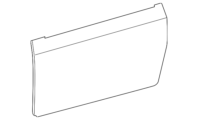 Outer Panel - Toyota (67111-21080)