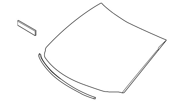 Windshield - Toyota (56101-48275)