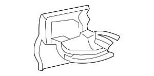 Cup Holder - Toyota (55604-AB010-B1)