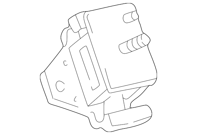 Front Mount - Toyota (12361-62090)