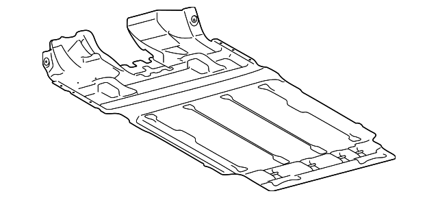 Front Carpet - Toyota (58510-08152-B0)