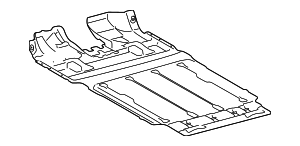 Front Carpet - Toyota (58510-08250-B0)