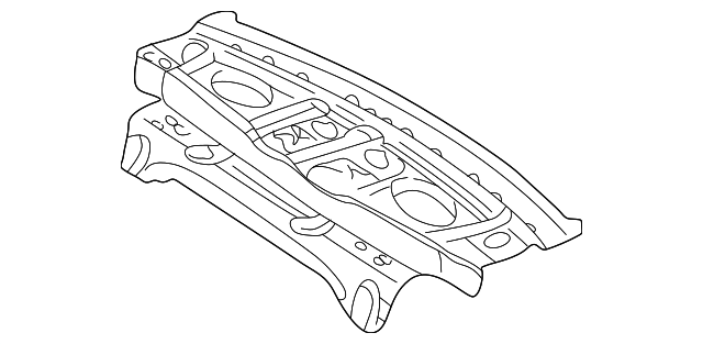 Package Tray - Toyota (64101-AA080)