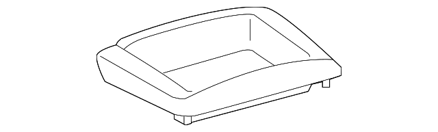 Storage Box - Toyota (58801-06370)