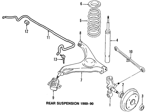 B007WMG6WA also Rear Suspension Scat likewise Shock Absorber Rear 19199511 additionally GHR434011E besides Jaws Coil Spring Victor Trap Parts. on coil spring 8 13 3
