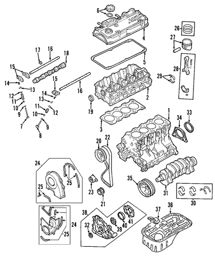 BUICK Car Radio Wiring Connector besides T5647910 Diagram firing order 5 9 dodge in addition 720341 Diagram Of Jeep Liberty Engine besides RepairGuideContent besides 2005 Chevy 2500hd Rear Lights Wiring Diagram. on 98 dodge ram spark plugs