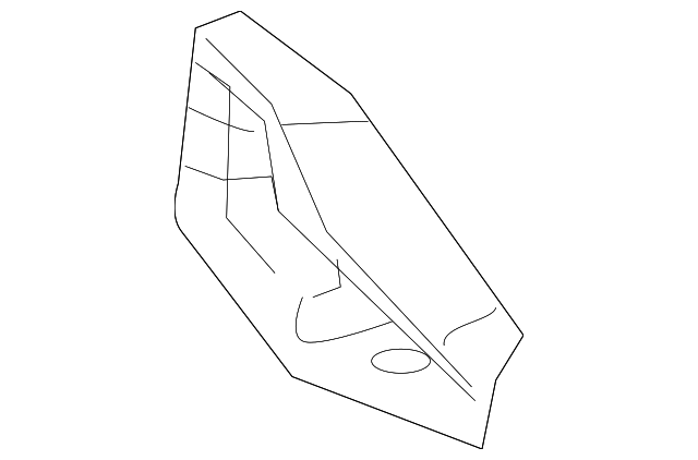 Foot Rest - Toyota (58192-02050)