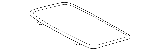 Sunroof Glass - Toyota (63201-35030)