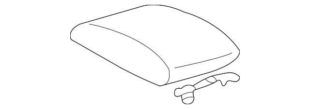 Lid Assembly - Toyota (58905-AA030-E0)