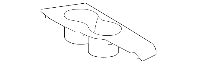 Cup Holder - Toyota (64714-0E060-A0)