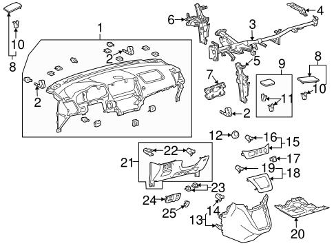 Instrument Panel Scat: Lexus Rx330 Front Power Seat Wiring Diagram At Goccuoi.net