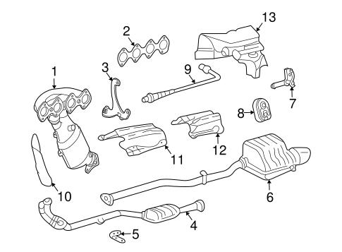1999 lexus rx300 parts catalog