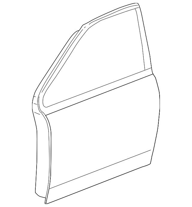 Door Shell - Toyota (67002-52320)