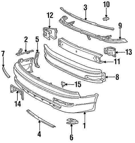 1985 toyota camry exhaust system diagram