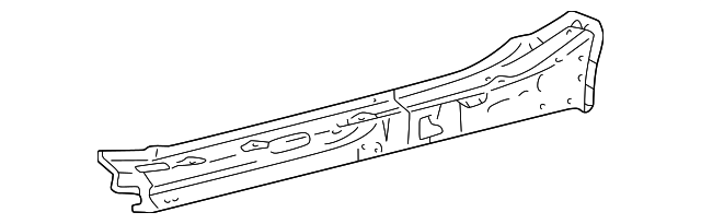 Floor Side Rail - Toyota (57505-42014)