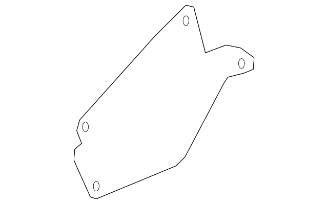 Front Seal - Toyota (53737-0C030)