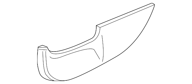 Lower Trim - Toyota (67788-AC010-B0)