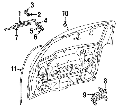 Chevrolet Monte Carlo Wiring Diagram And Electrical Schematics 1997 further Acura Specwheel 2004 2005 2006 2002 besides 2001 S 10 Wiper Motor as well Ford F Series F 150 Mk10 Fuse Box Diagram Usa Version likewise 1992 Plymouth Voyager Headlight Wiring Diagram. on 2003 silverado wiring diagram wiper motor