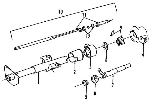Steering Column Scat