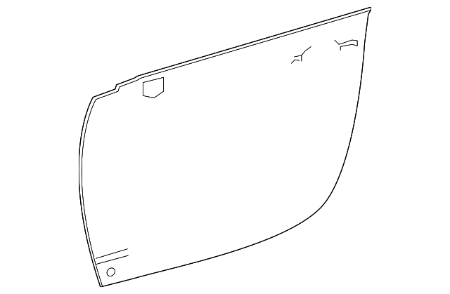 Outer Panel - Toyota (67112-35180)