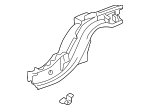 Rail Assembly - Toyota (57601-17081)