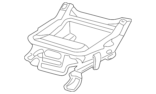 seat track for 2008 ford explorer