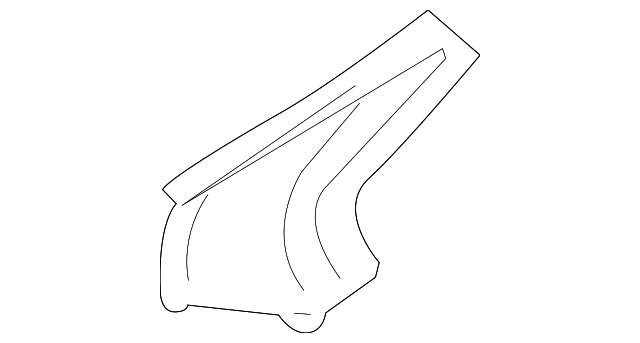 Side Seal - Toyota (53867-35020)