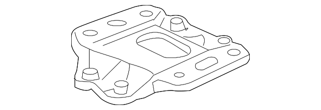 Mount Base - Honda (50680-SZA-A00)