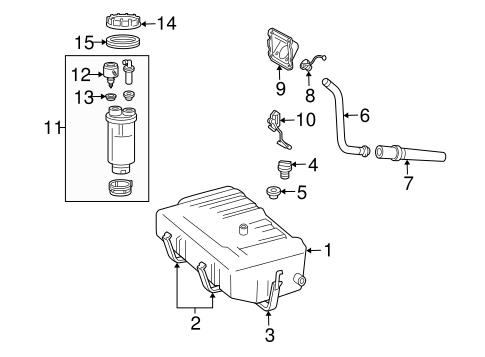 4ohab 99 Chevy Suburban Electronic Flasher I Couldn T Find Dash in addition 97 Gmc 2500 Fuel Schematic besides Gm L03 Engine also Gm L03 Engine further 48px0 Chevrolet Silverado 1500 Knock Sensor Located. on oil sending unit 1995 chevy truck