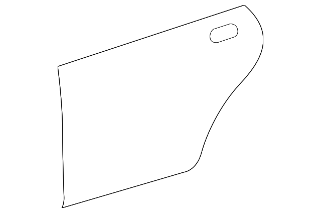 Outer Panel - Toyota (67114-07020)