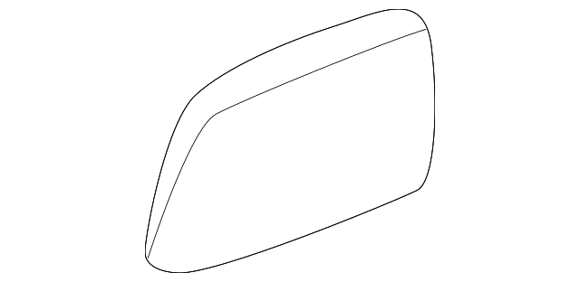 Center Cover - Toyota (62523-08010-B0)