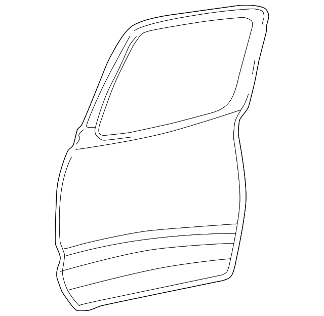 Outer Panel - Toyota (67114-04010)