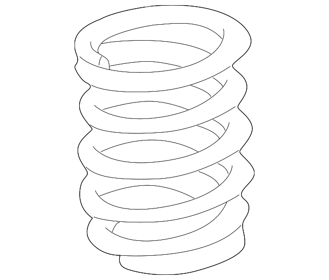 Coil Spring - Toyota (48231-35130)