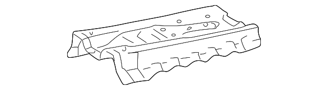 Center Reinforced - Toyota (58103-52013)