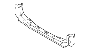 Upper Crossmember - Toyota (57608-0R044)