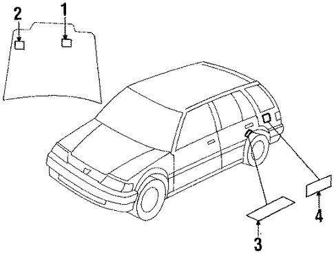 Honda Civic Oem Spark Plugs