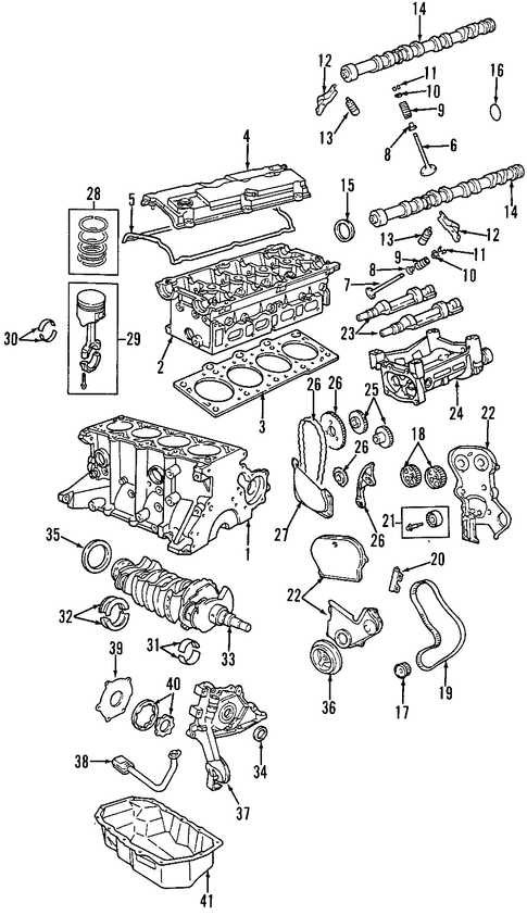 Toyota Echo Parts Diagram on 1993 mitsubishi lancer radio wiring diagram