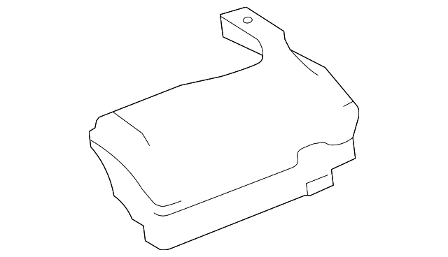Lower Cover - Toyota (12601-38020)