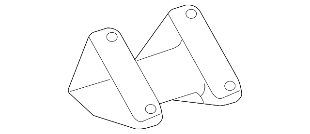 Mount Bracket - Toyota (12311-0F020)